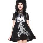 IRON FIST CLOTHING,アイアンフィストクロージング:WISHBONE HALO DRESS